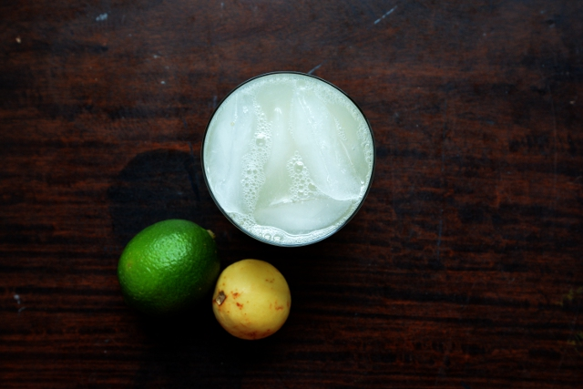 Guava Limeade Above