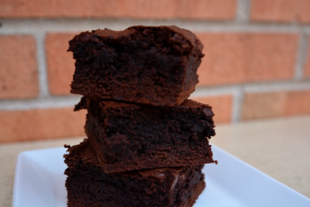 Fernet-Branca Brownies