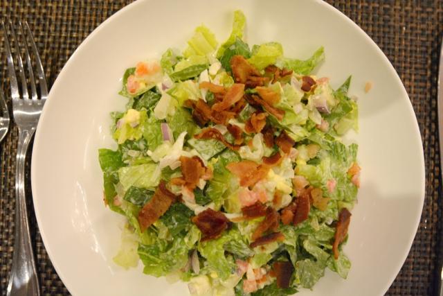 Lucille Chop Salad