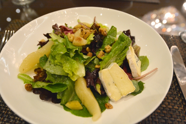 Lucille Roasted Pear Salad