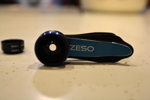 Zeso Lens Clip