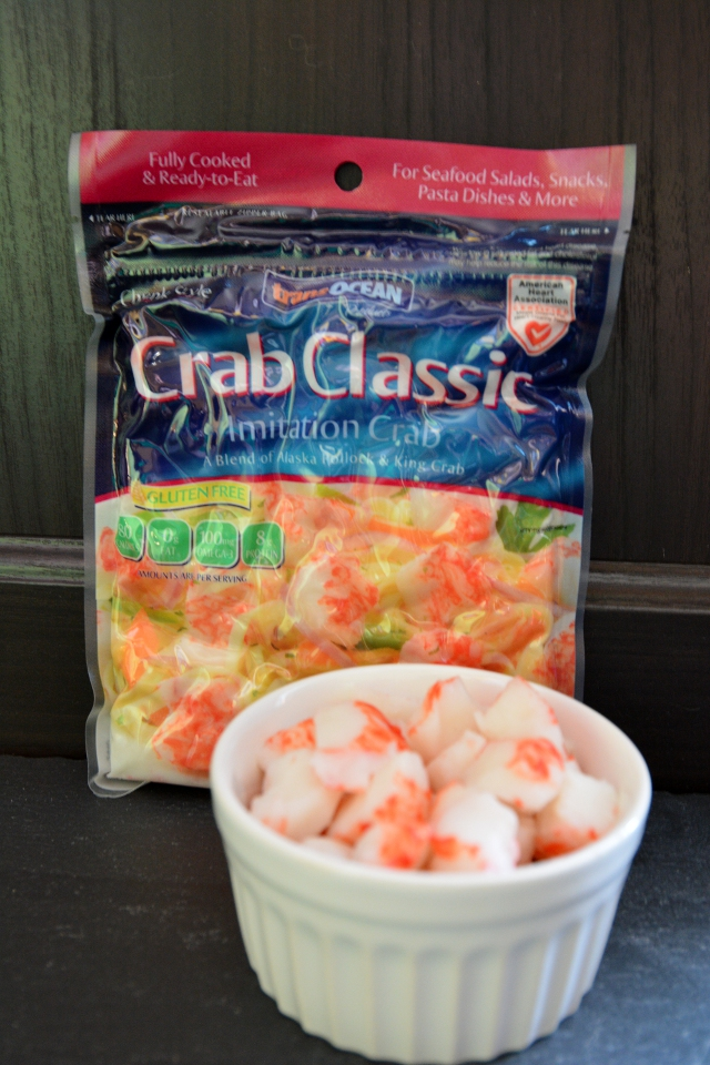 Crab Classic Packaging