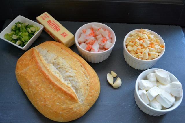 Pull Apart Bread Ingredients - Copy