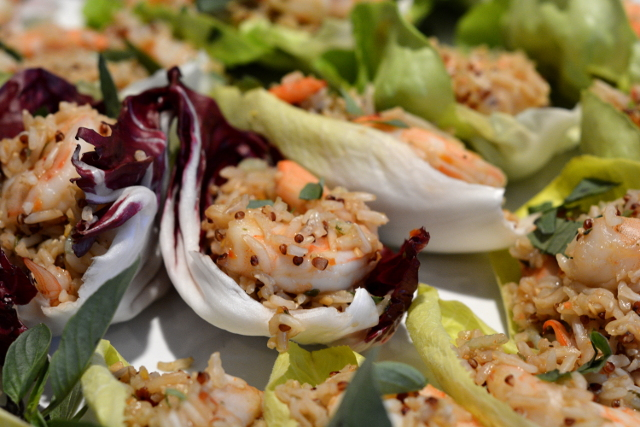 dinner hero lettuce cups revoltion foods