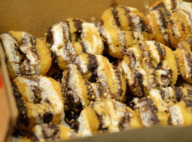 beaver donuts smores