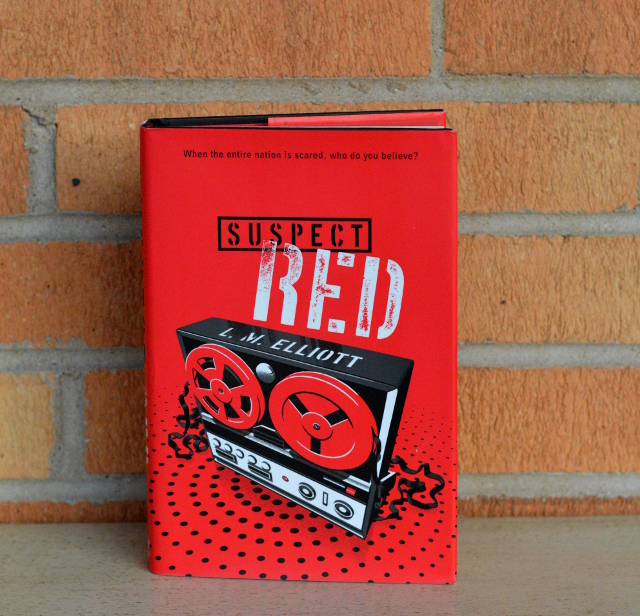 suspect red cover