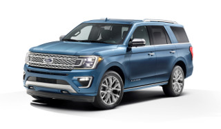 An all-new high-strength aluminum-alloy body and redesigned high-strength steel frame form the foundation for the all-new Ford Expedition's off-road capabilities.