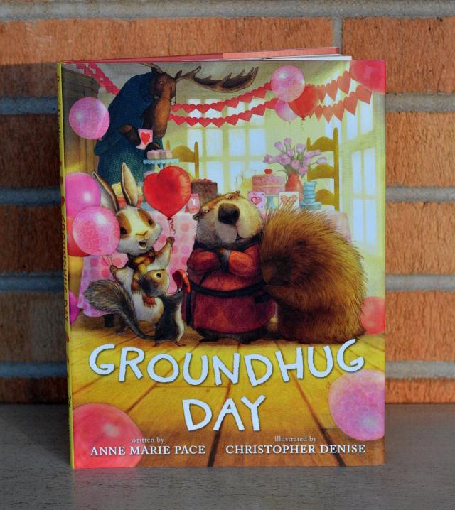 groundhug day cover
