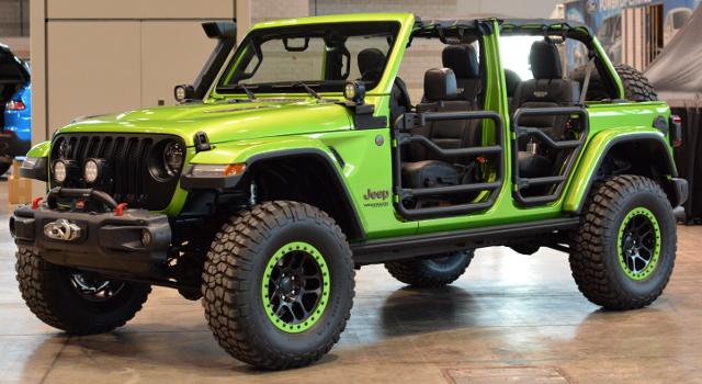 chicago auto show mojito jeep