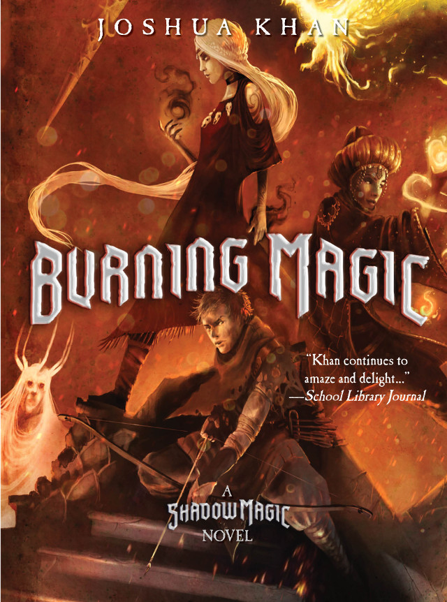 Burning Magic 1