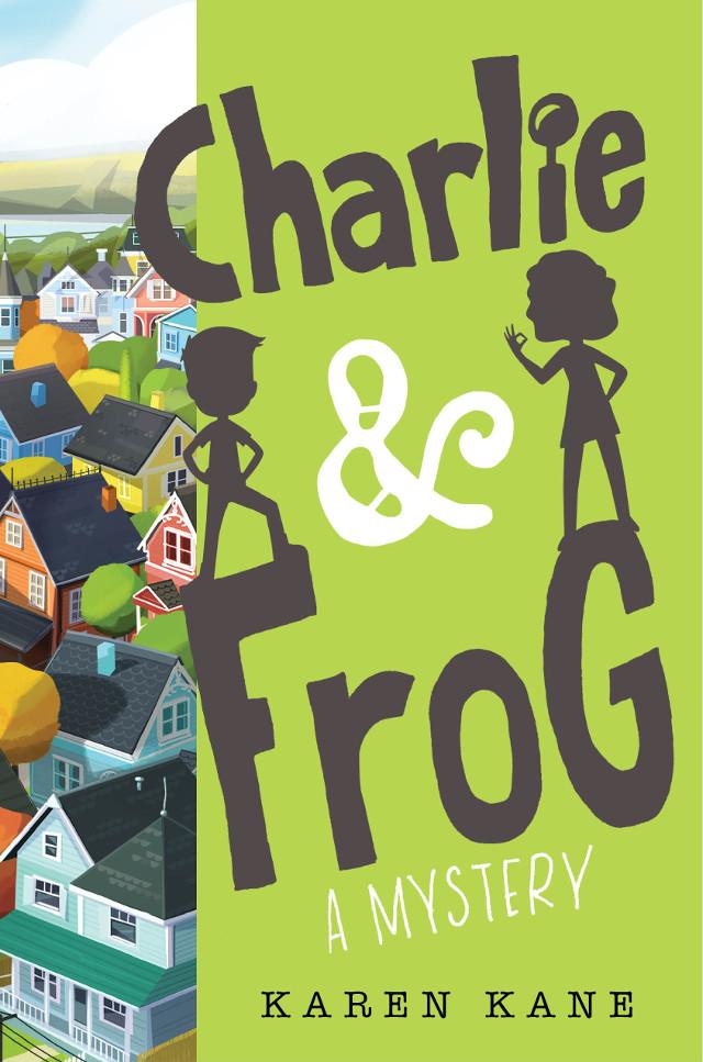 Charlie & Frog 1
