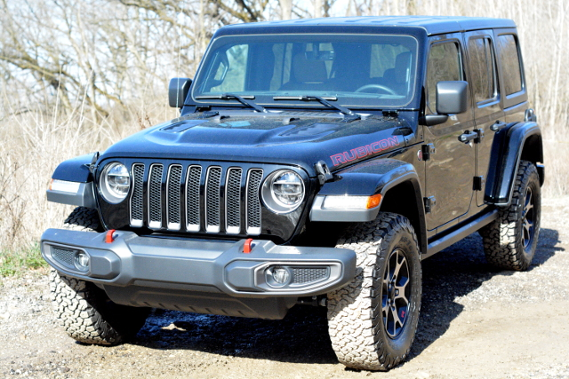 2018 Wrangler Rubicon Manual