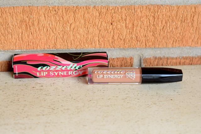 cozzette lip synergy nude