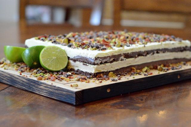 Keto Avocado Cake Recipes: Keto Avocado Lime Chocolate Torte: Steviva KetoseSweet
