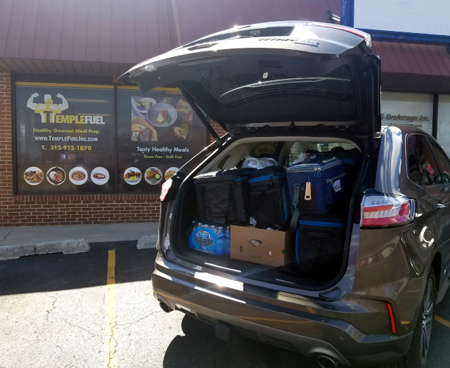 Ford Edge Loaded With Good