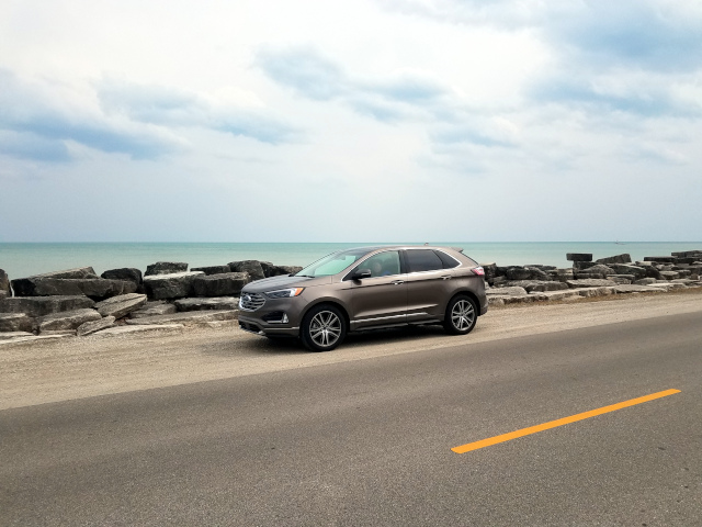 2019 Ford Titanium Edge By the Beach