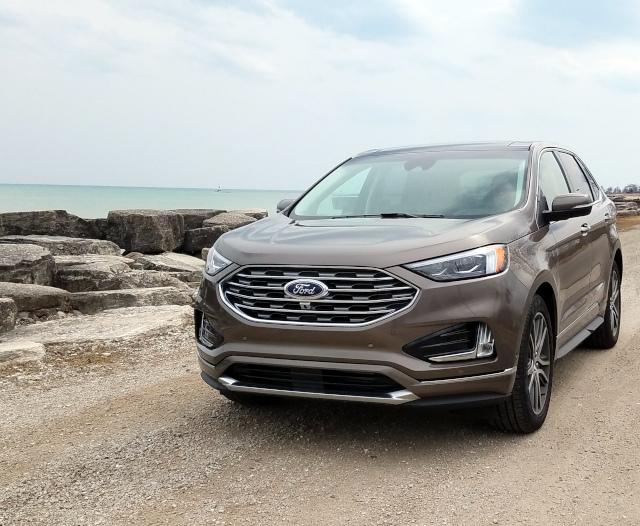 Ford 2019 Titanium Edge Front