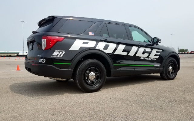 Ford Interceptor Hybrid 2020